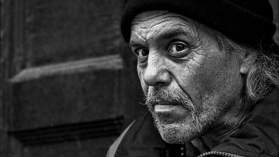 bezdomność z wyboru